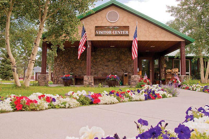 SouthFork Visitor Center
